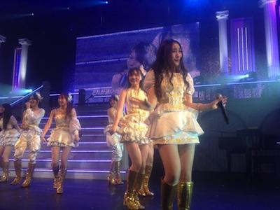 AKB48全国ツアーin山梨チームKとがちゃんレポート711 チャンスの順番('11じゃんけん大会ver)4