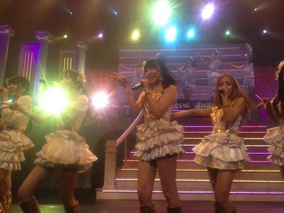 AKB48全国ツアーin山梨チームKとがちゃんレポート72 チャンスの順番('11じゃんけん大会ver)6