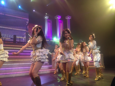 AKB48全国ツアーin山梨チームKとがちゃんレポート73 チャンスの順番('11じゃんけん大会ver)7