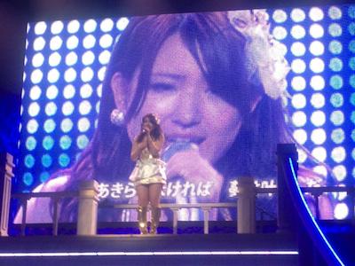 AKB48全国ツアーin山梨チームKとがちゃんレポート74 チャンスの順番('11じゃんけん大会ver)1
