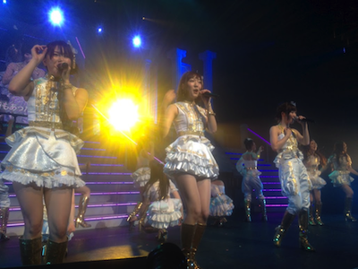 AKB48全国ツアーin山梨チームKとがちゃんレポート76 チャンスの順番('11じゃんけん大会ver)5