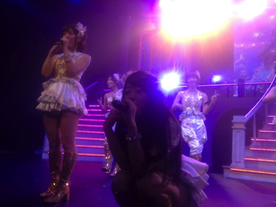 AKB48全国ツアーin山梨チームKとがちゃんレポート78 バッチコイK!2