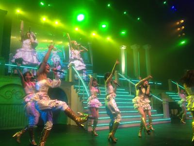AKB48全国ツアーin山梨チームKとがちゃんレポート79 バッチコイK!1