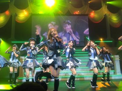 AKB48全国ツアーin山梨チームKとがちゃんレポート8 脳内パラダイス2
