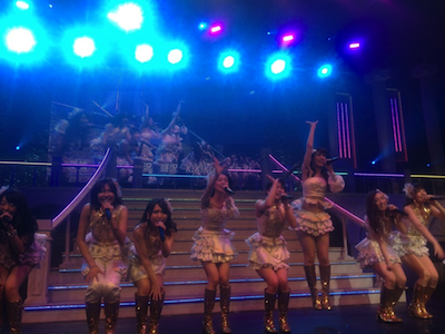 AKB48全国ツアーin山梨チームKとがちゃんレポート80 バッチコイK!3