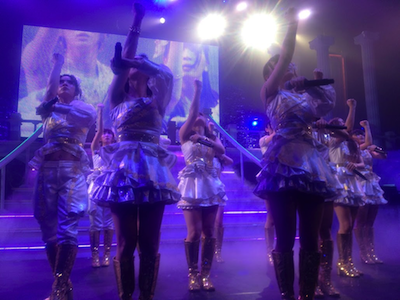 AKB48全国ツアーin山梨チームKとがちゃんレポート82 風は吹いている2