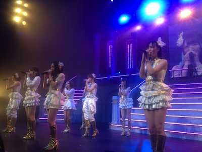 AKB48全国ツアーin山梨チームKとがちゃんレポート83 To be continued.6