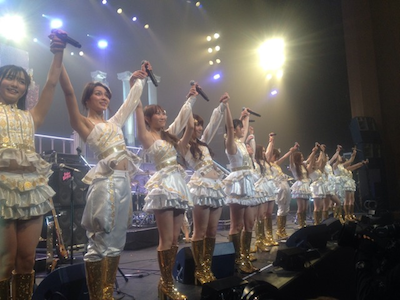AKB48全国ツアーin山梨チームKとがちゃんレポート96 全ての演目が終了しました!1