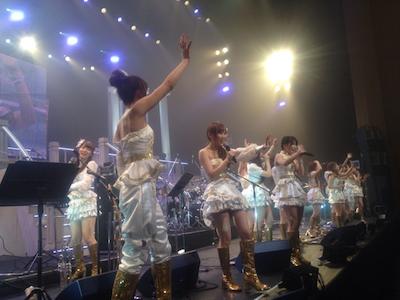 AKB48全国ツアーin山梨チームKとがちゃんレポート97 全ての演目が終了しました!2