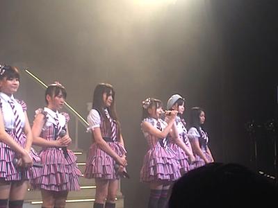 全国ツアーin 岐阜 チーム4 とがちゃんレポート67 大場からチーム4としての意気込みが語られました。