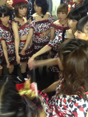 「野中美郷、動く。~47都道府県で会いましょう~」in 神戸 チームB 3