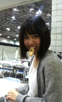 クッキーの犯人は………… あっちゃん!!!!!(゜ロ゜)