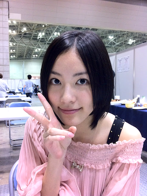 SKE48のじゅりなを発見!