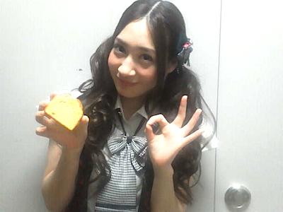 中塚智実の塩キャラメルパウンドケーキ