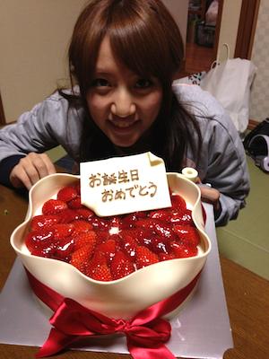 みなみお誕生日おめでとう!!!