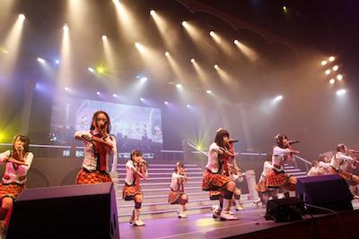 HKT48 AKB48の全国ツアー参加2