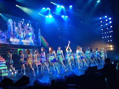 SDN48 卒業コンサート「NEXT ENCORE」戸賀崎智信さんの google+より51