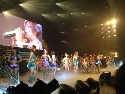 SDN48 卒業コンサート「NEXT ENCORE」戸賀崎智信さんの google+より53