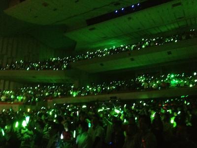 SDN48 卒業コンサート「NEXT ENCORE」戸賀崎智信さんの google+より54