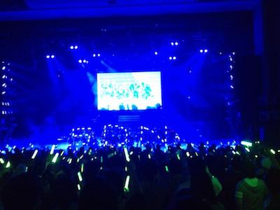 SDN48 卒業コンサート「NEXT ENCORE」戸賀崎智信さんの google+より56