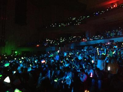 SDN48 卒業コンサート「NEXT ENCORE」戸賀崎智信さんの google+より57