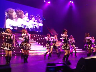 SDN48 卒業コンサート「NEXT ENCORE」戸賀崎智信さんの google+より59
