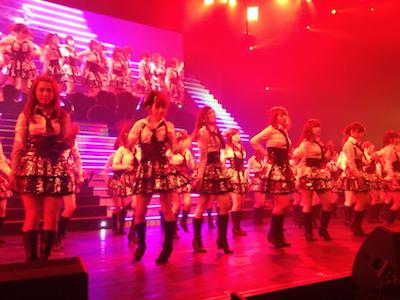 SDN48 卒業コンサート「NEXT ENCORE」戸賀崎智信さんの google+より60