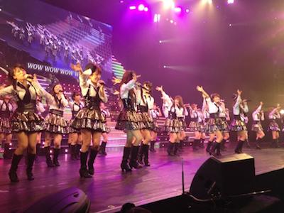 SDN48 卒業コンサート「NEXT ENCORE」戸賀崎智信さんの google+より61
