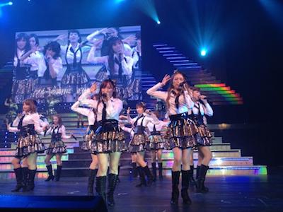 SDN48 卒業コンサート「NEXT ENCORE」戸賀崎智信さんの google+より62