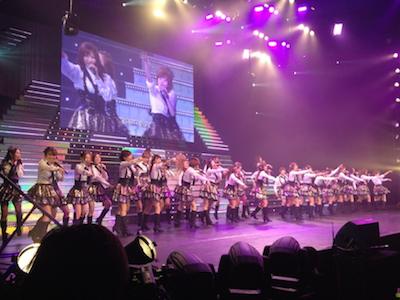 SDN48 卒業コンサート「NEXT ENCORE」戸賀崎智信さんの google+より63