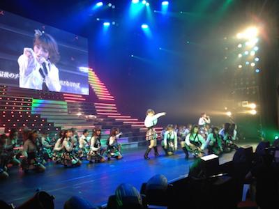 SDN48 卒業コンサート「NEXT ENCORE」戸賀崎智信さんの google+より64