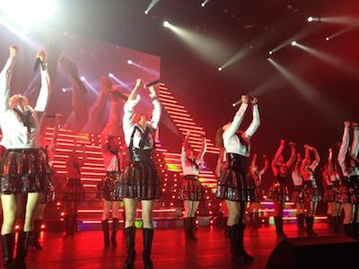 SDN48 卒業コンサート「NEXT ENCORE」戸賀崎智信さんの google+より65