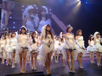 SDN48 卒業コンサート「NEXT ENCORE」戸賀崎智信さんの google+より67
