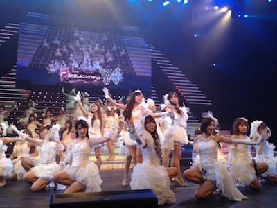 SDN48 卒業コンサート「NEXT ENCORE」戸賀崎智信さんの google+より68
