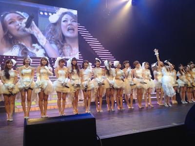 SDN48 卒業コンサート「NEXT ENCORE」戸賀崎智信さんの google+より69