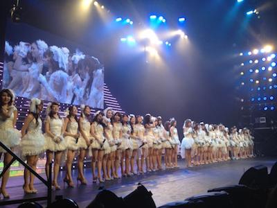 SDN48 卒業コンサート「NEXT ENCORE」戸賀崎智信さんの google+より70