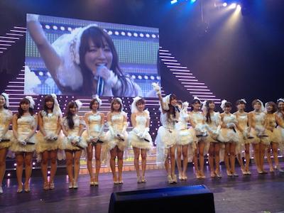 SDN48 卒業コンサート「NEXT ENCORE」戸賀崎智信さんの google+より71