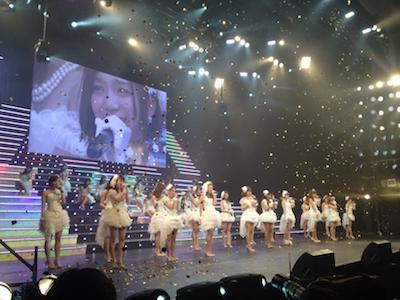 SDN48 卒業コンサート「NEXT ENCORE」戸賀崎智信さんの google+より74