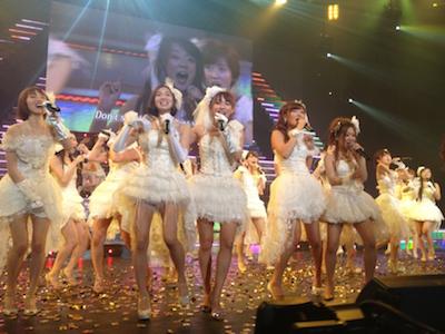 SDN48 卒業コンサート「NEXT ENCORE」戸賀崎智信さんの google+より75