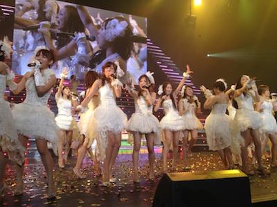SDN48 卒業コンサート「NEXT ENCORE」戸賀崎智信さんの google+より76