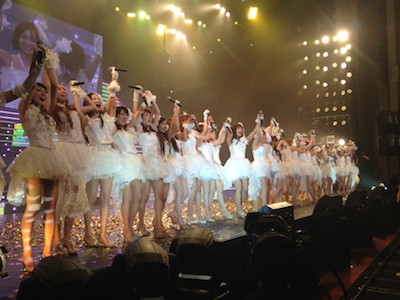 SDN48 卒業コンサート「NEXT ENCORE」戸賀崎智信さんの google+より79