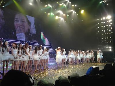 SDN48 卒業コンサート「NEXT ENCORE」戸賀崎智信さんの google+より82