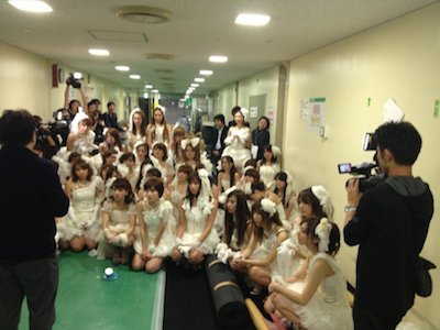 SDN48 卒業コンサート「NEXT ENCORE」戸賀崎智信さんの google+より83