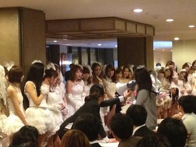 SDN48 卒業コンサート「NEXT ENCORE」戸賀崎智信さんの google+より87