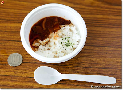 BBQ松村のハヤシライス無料試食祭り@日本ガイシホール1