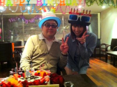 小林香奈blog やすす生誕祭