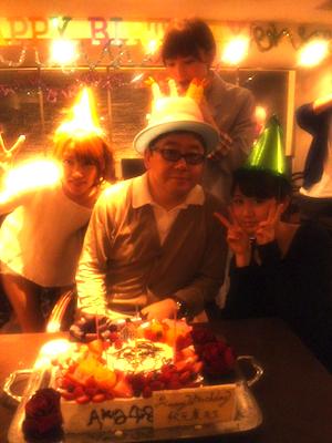 前田敦子blog やすす生誕祭
