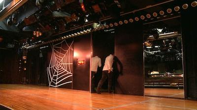 サルオバサンの舞台裏レポート5