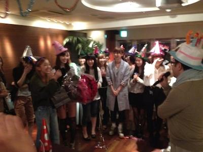 篠田麻里子blog やすす生誕祭10