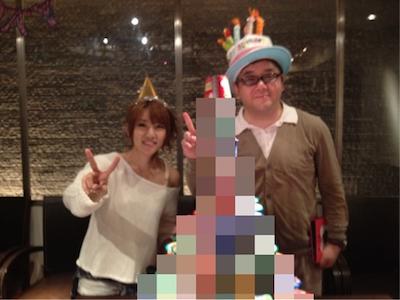 篠田麻里子blog やすす生誕祭14